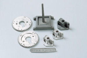 Metal powder injection molding