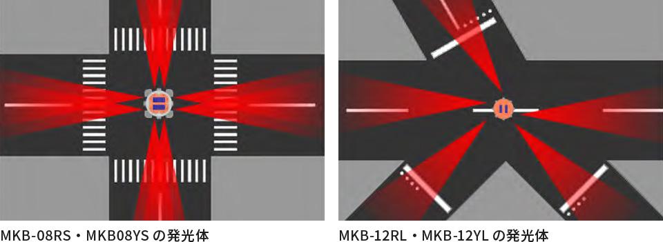 交差点鋲特徴画像